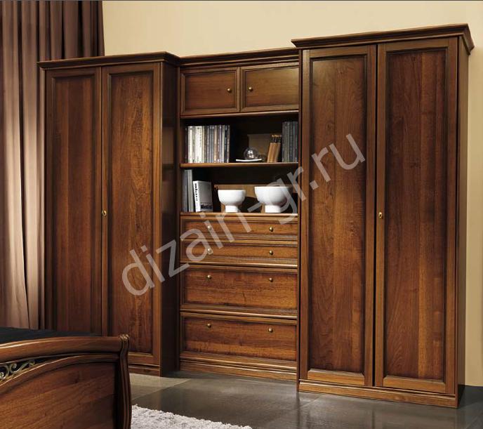 Шкаф из трех модулей