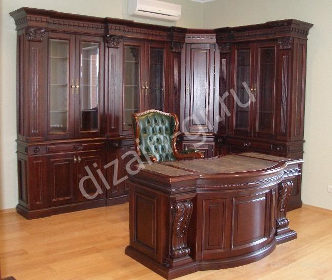 Эксклюзивная мебель из дерева