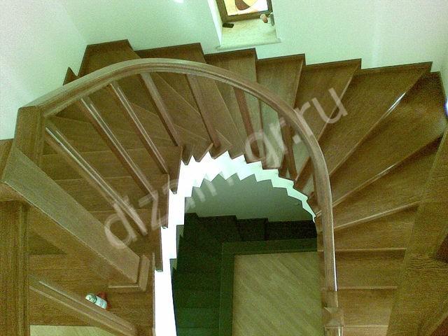 Веерная лестница