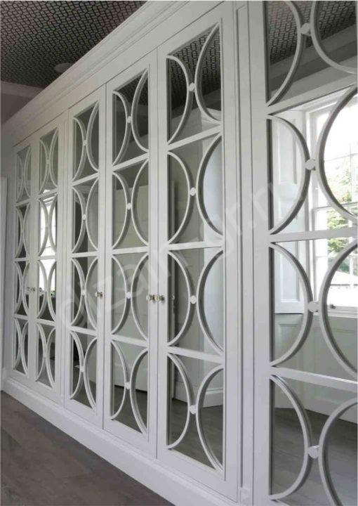 Современные распашные двери для шкафов
