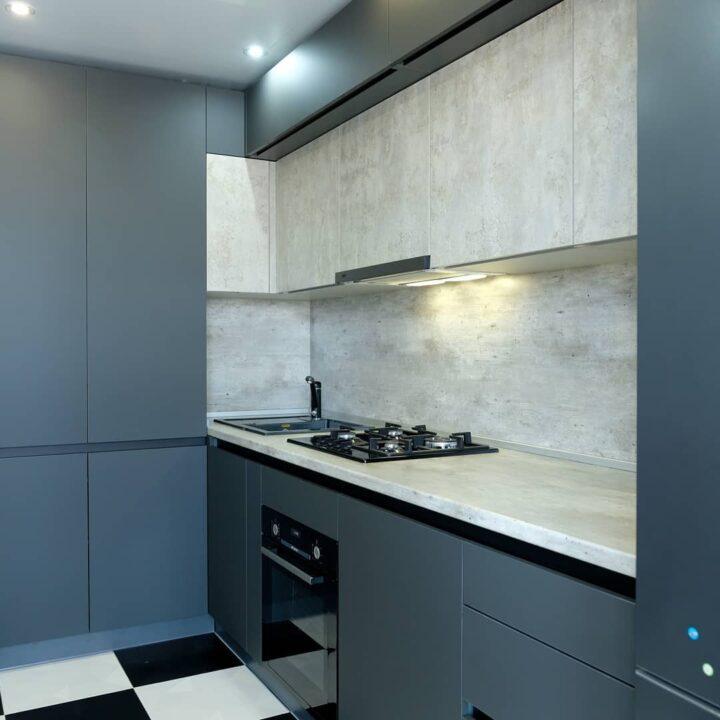Кухня №08