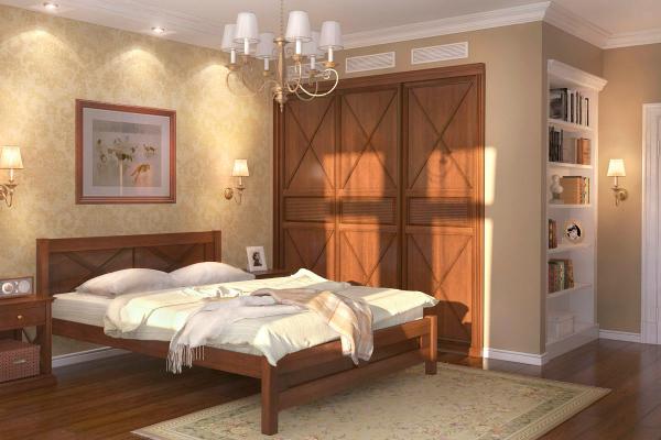 Мебель для спальни, тип 4
