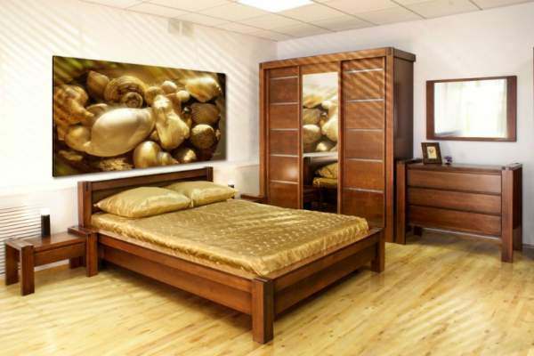 Мебель для спальни, тип 6