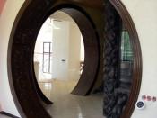Деревянные арки