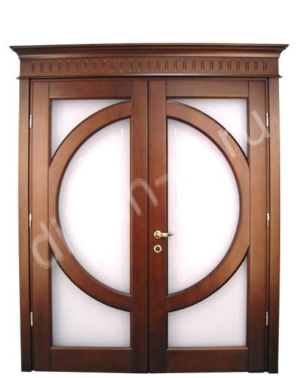 Двери оригинальной формы