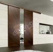 Современные раздвижные двери