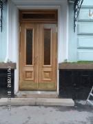 Входная дубовая дверь