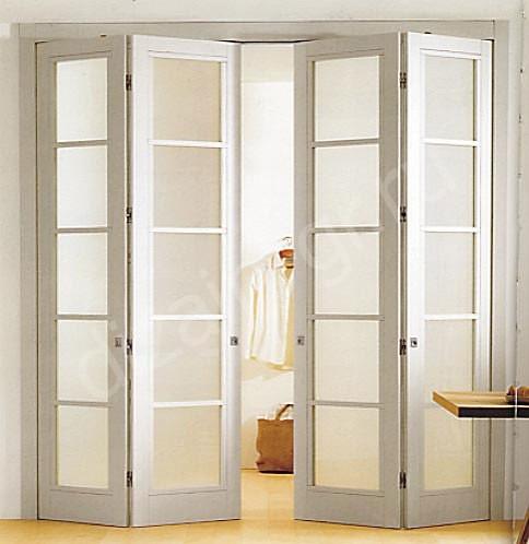 Двери «гармошка»