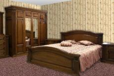 Мебель для спальни, тип 1